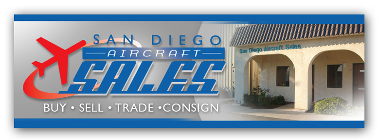 San Diego Aircraft Sales Buy * Sell * Trade * Consign